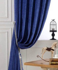 Thermal Blackout Curtains Panel Drapes 54WX 132L