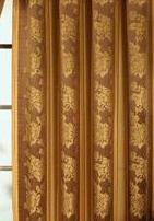 Jacquard Damask Blackout Drapes and Curtains -84L X 50W